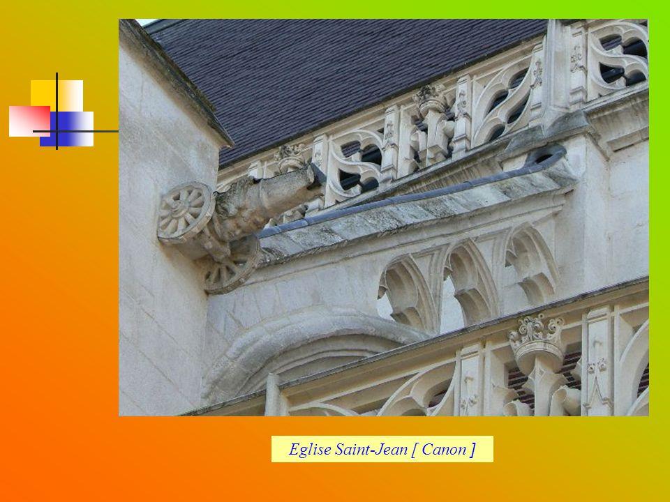 Eglise Saint-Jean [ Canon ]